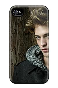 Pretty TCTlm7038uDHAK Iphone 4/4s Case Cover/ 2013 Robert Pattinson Series High Quality Case