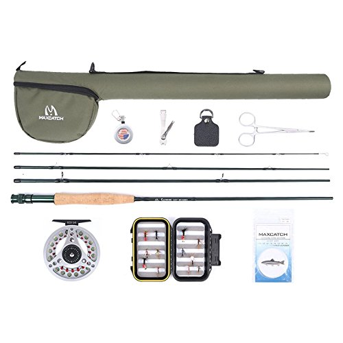 4 Piece Fly Rod Outfit - 3