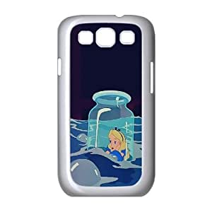 Disney Alice in Wonderland Productive Back Phone Case For Samsung Galaxy S3 -Pattern-20