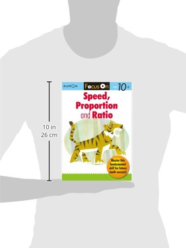 Kumon Focus On Speed, Proportion & Ratio (Kumon Focus Workbooks ...