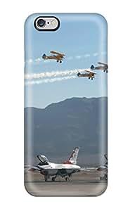 Best Hot Design Premium Tpu Case Cover Iphone 6 Plus Protection Case(world War I Era Aircraft Perform) 8695891K61706186