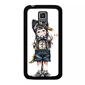 Personalized Cartoon Design Dr.Slump Alrale Protect Skin Samsung Galaxy S5 Mini Protective Cover Case with Creative Dr.Slump Alrale Anime Element