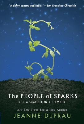 The People of Sparks( The Second Book of Ember)[PEOPLE OF SPARKS][Paperback]