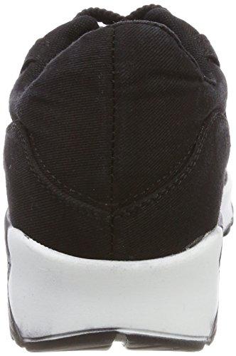 01 Unisex Negro Adulto RYT Zapatillas Negro v8qTTF