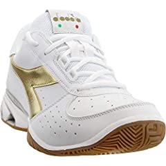 A Tennis Shoe Created In Refined Kangaroo Leather, Designed To Offer Maximum Performance Thanks Also To Its Tip, With Abrasion-Resistant Rubber Insert, And Duratech 5000 Wear-Resistant Sole. Speed And Lightness Sum Up This Shoe, Created To He...