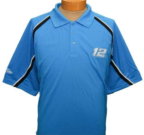全国宅配無料 新しいメンズPenske Racingポロシャツ – – Alltel – Racing – 2 Car – – ブルー – NASCAR – XL B00DD59BFE, クーパー:182030a3 --- arianechie.dominiotemporario.com
