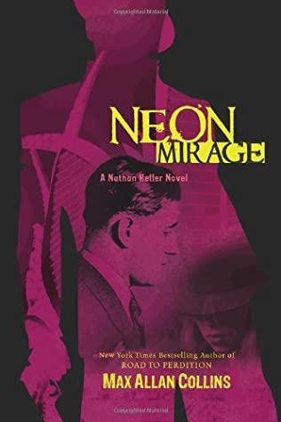 book cover of Neon Mirage