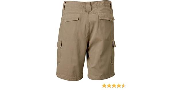ab2afb3e3f Amazon.com: Gravel Gear Canvas Cargo Shorts: Clothing