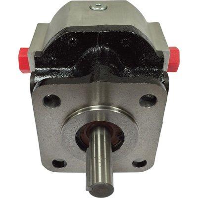 Pump Shaft (NorTrac Bi-Rotational Pump/Motor - 1.1 GPM, 1/2in. Dia. Shaft, Model# CBS6-F1.OSS)