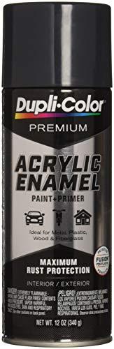 Dupli-Color EPAE10800 Gunmetal Spray Paint, 12. - Metal Spray