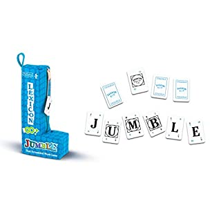 Jumble Lexicon-Go! Word Game