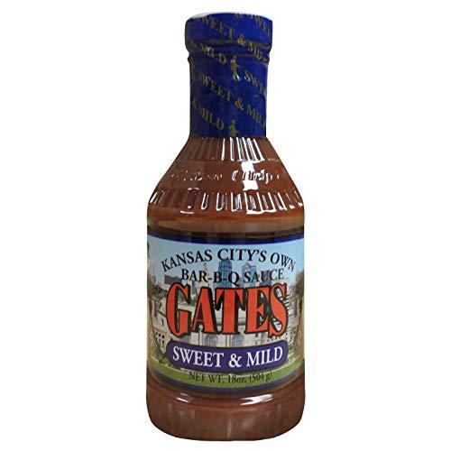 1 best gates bbq sauce mild for 2019