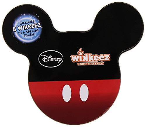 Disney Wikkeez Collectable Figures Special Edition Tin (Special Edition Tin)