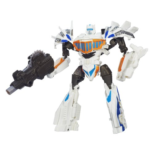 Transformers Generations Deluxe Class Autobot Topspin Figure