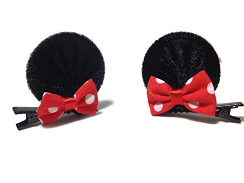 (Disney Mickey Mouse Ears Baby Elastic Headband Costume Accessory :M3 (ME)