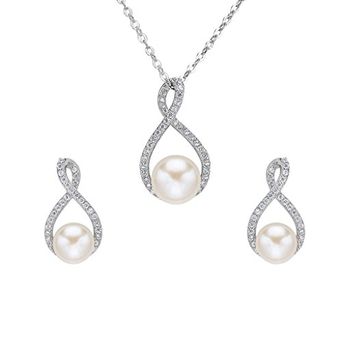ever-faith-womens-925-sterling-silver-cz-aaa-freshwater-cultured-pearl-8-infinity-necklace-earrings-