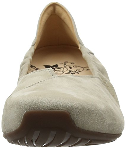 45 282175 45 Gaudi Toe Closed Flats Think Ballet Beige Women''s stone Stone xzPnAO4