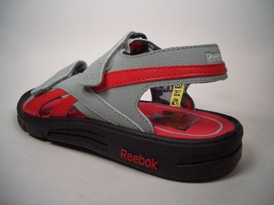 Reebok Beach Haven j14287 gris de rojo 36,5