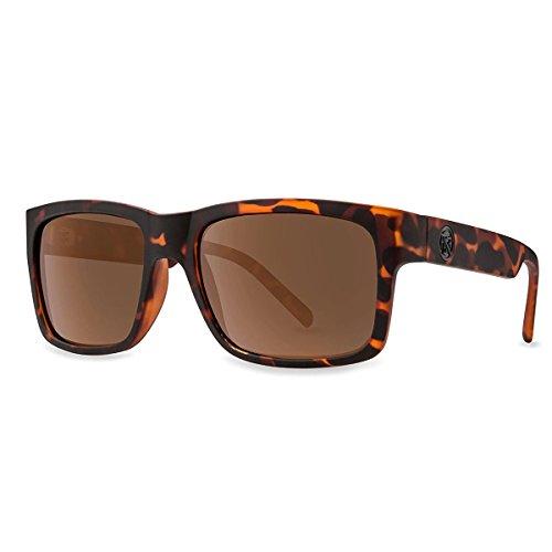 Filtrate Eyewear Adult John Brown Polarized Sunglasses - Matte Tort / Bronze Polarized - Sunglasses Off 90