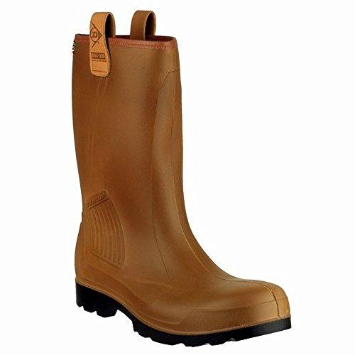 Dunlop S5 Gummistiefel C462743  - Botas de agua unisex Marrón