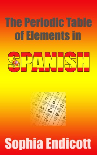 The periodic table of elements in spanish the periodic table in the periodic table of elements in spanish the periodic table in foreign languages by urtaz Images