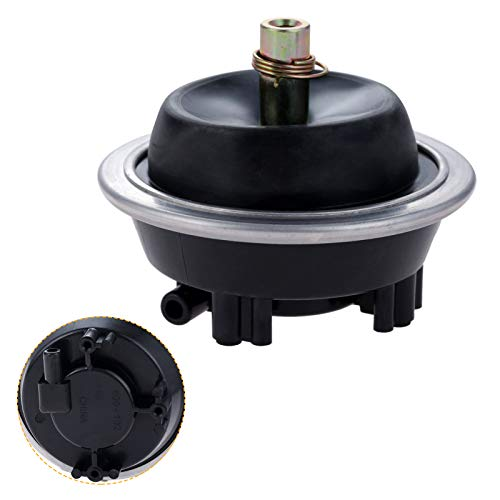 4WD Front Differential Vacuum Actuator, 4-Wheel Drive Shift Actuator, Replace for 25031740 7F2002 600-102,Front Axle 4WD Vacuum Actuator Fits for Chevrolet S10 Blazer GMC S15 Jimmy Sonoma Pontiac 6000