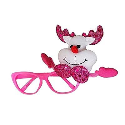 NSZMDFJ Creative Santa Claus Snowman Mini Plush Toy Christmas Tree Bedroom Living Room Decoration Christmas Child Gift 7 Inch,Combination: Sports & Outdoors