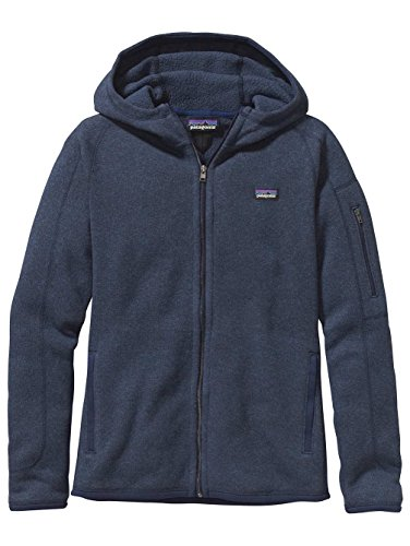 Patagonia Better Sweater Full-Zip Hooded Jacket - Women's Classic Navy, XS by Patagonia