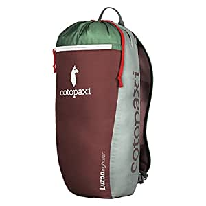 Cotopaxi Luzon 18L Durable Lightweight Nylon Hiking Packable Daypack Backpack | Bright