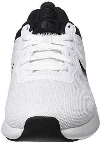 Nike 844874, Zapatillas para Hombre Varios colores (Blanco / Negro)