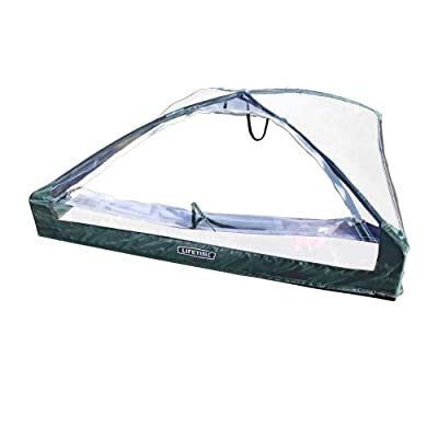 Lifetime 60078 Raised Garden Early Start Tent Enclosure