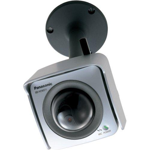 Camera Server Network Panasonic (Panasonic BB-HCM371A Outdoor Wireless Network Camera)