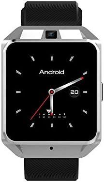 Reloj inteligente, microwear H5 1,54 Andriod6.0 4G Sport Smartwatches teléfono Quad Core 1G + 8G GPS Barómetro GPS WiFi frecuencia cardíaca monitor de sueño ...