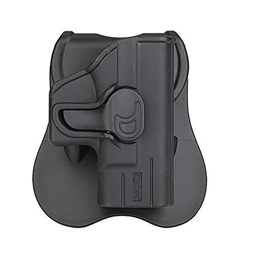 Glock 42 Paddle Holster OWB