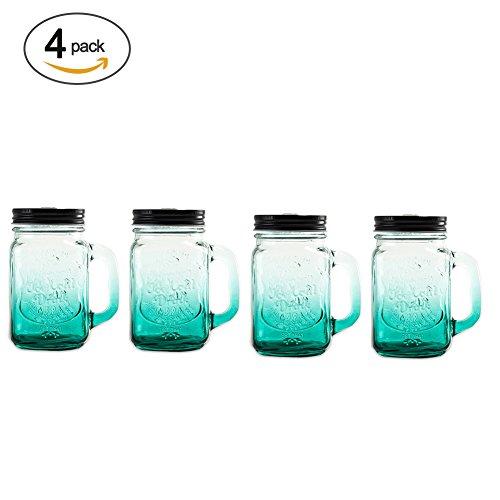 one pint mason jars - 7