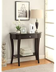 Convenience Concepts 121499 Modern Newport Console Table