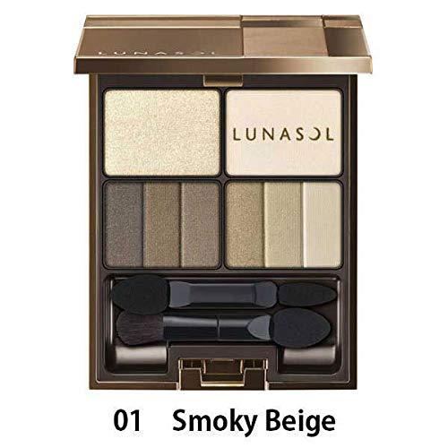 LUNASOL Feathery Smoky Eyes 7.1g 01 Smoky Beige