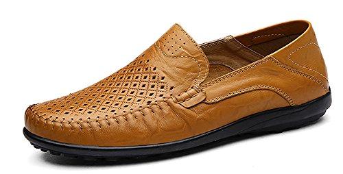 LOUECHY Liberva Comfort Driving Leather