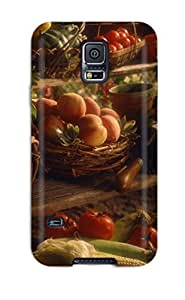 Case Cover Thanksgivings Holiday Thanksgiving/ Fashionable Case For Galaxy S5