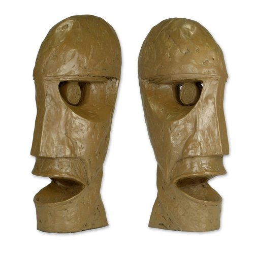 NECA Pink Floyd Division Bell Bookends 60785