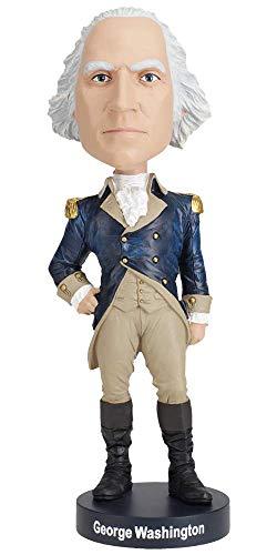 Royal Bobbles George Washington Bobblehead -