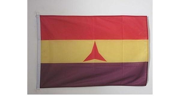 AZ FLAG Bandera Nautica ESPAÑA Republicana BRIGADAS ...