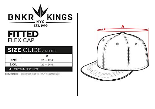 4633c1027e86b Bunker Kings 'We Kill Suckers' Flexfit Classic Snapback Adjustable Premium  Wool Blend Hat -