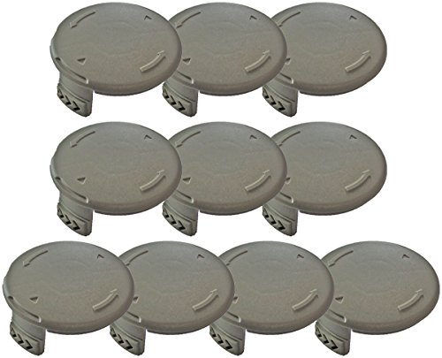 Ryobi P2002-P2004 Cordless String Trimmer Replacement (10 Pack) Spool Cover # 3411546-7G-10pk by Ryobi