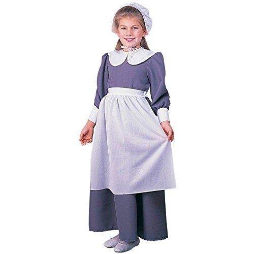Rubies RUB882623ECMS Childs Pilgrim Costume