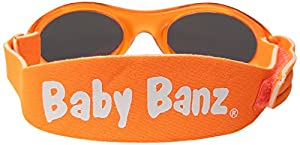 Baby BanZ: Adventure BanZ - Baby: 19 Exciting Colors | 100% UV Protection | Age: 0-2 Yrs.