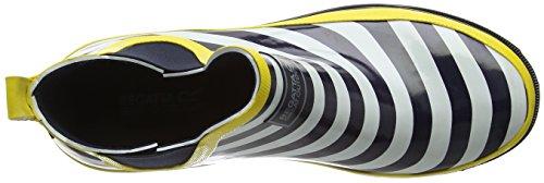 Donna Regatta Lemonte Pioggia Harper Bianco Stivali Navy da 84q Lady qrx7BvrX