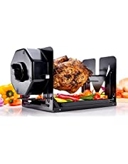 Rototisserie Rotisserie Oven - Non-Electric, Compact & Portable for Indoor and Outdoor Use