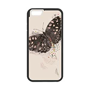 "Butterfly DIY Case for Iphone6 4.7"",Butterfly custom case"
