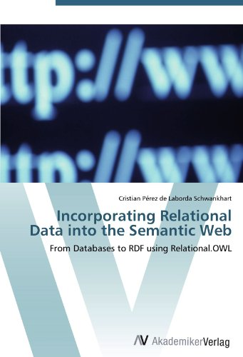 Incorporating Relational Data into the Semantic Web: From Databases to RDF using Relational.OWL